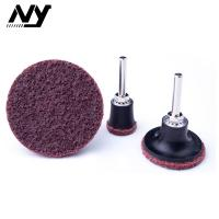 Buy cheap TS Abrasive Sanding Discs , Flax Nylon Red  3m 2 Sanding Discs Automobile Polishing from Wholesalers