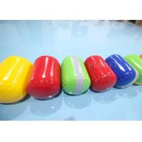 China 50cm Dia 60cm Height Multiple Colour Inflatable PVC Cylindrical Buoy factory