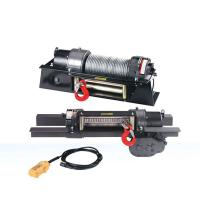 Buy cheap 2000Lbs electric Winch with Remote Control from Wholesalers