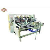 China Electric adjustment Thin Blade Slitter Scorer Machine With Auto Feeder factory