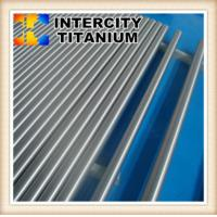 Buy cheap Custom made China manfufacture ASTM B348 Gr2  titanium rod from baoji from Wholesalers