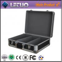 China Aluminum china wholesale cd dvd case LP flight case To Fit 100 CD's on sale