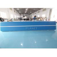 China Gym Mat DWF Material Inflatable Airtrack For Gymnastics factory