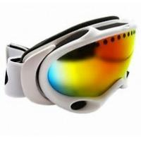 China UV Protection Fogless Snow Ski Goggles 180 Degree View For Youth on sale