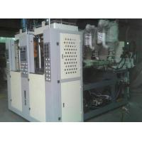 Buy cheap Static Shoe Sole Moulding Machine 70-100 Pairs Per Hour , TPR Injection Moulding Machine  from Wholesalers