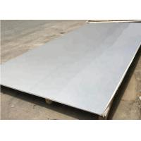 Buy cheap ASTM A240 Grade 430 Stainless Steel Sheets Sand Blasting Surface from Wholesalers