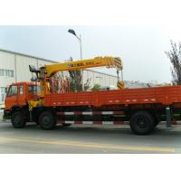 China Effective XCMG 10T Commercial Truck Loader Crane,Driven By Hydraulic with Longer Arms factory