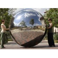 China Custom Color PVC Inflatable Floating Disco Mirror Ball With Lighting factory