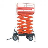 Buy cheap Self-propelled hydraulic lift platform from Wholesalers