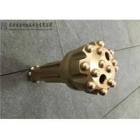China High Grade DTH Drilling Tools High Air Pressure And Abrasion Resistant Mining Bit factory