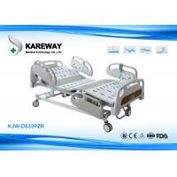 Five Functions Electric Hospital Bed , Hospital Type Beds For Home Use KJW-D533PZR