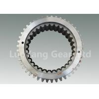 Buy cheap CNC Machining Outer Brass Bronze Gears , Hypoid Tapered Karate Gears Master Gears from Wholesalers