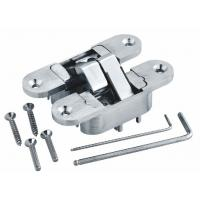 China High Performance 3D Adjustable Concealed Hinges Adjusting Hidden Hinges factory