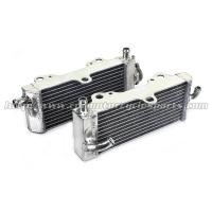 China Motorcycle Aluminum Radiator , Motorcycle Transmission Water Cooler for Yamaha on sale