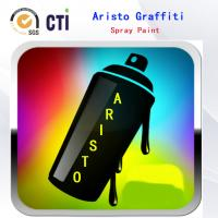Buy cheap Solvent Based / Water Based Graffiti Spray Paint With Fat / Medium / Skinny Nozzle from Wholesalers