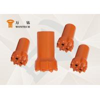 Buy cheap Fast Penetration T58 DTH Drilling Tools For Exploration Drilling Abrasion Proof from Wholesalers
