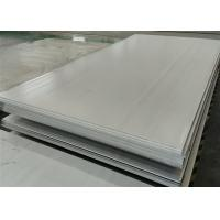 Buy cheap 5mm Thickness Stainless Steel Plate Cold Rolled / Hot Rolled 2B Ba Aisi 304 310s 316 321 from Wholesalers