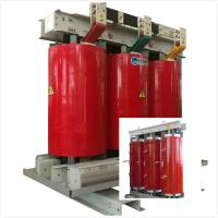 Buy cheap Fireproof Air Cooled Transformer 6.6 KV - 800 KVA With Silicon Steel Sheet Core from Wholesalers
