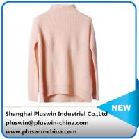 China hot sale OEM high quality female cashmere sweater on sale