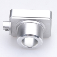 China Cnc Wire EDM 5052 Aluminum Machining Part for Drone factory