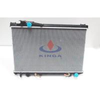 Buy cheap Engine Cooler Aluminium Car Radiators for Crown 1992 1996 JZS133 AT Toyota OEM 16400-46160 from Wholesalers