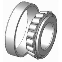 China Miniature Small Taper Roller Bearing Tapered Needle Bearing E126097/126151CD on sale