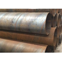 China Longitudinal Welding Astm A335 Carbon Steel Tube factory