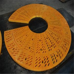 China Casting  Ball Mill Liners and rod mill liner of CITIC HIC Machine Parts factory