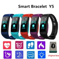 China Fitness Bluetooth Smart Bracelet Vibrating Alarm Support Blood Oxygen Activity Tracker on sale