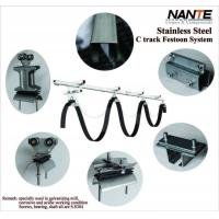 Buy cheap Electrification Mobile Crane Parts C Track Cable Trolley Festoon System from wholesalers