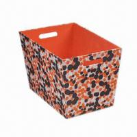 China Storage box, made of 600 polyester factory