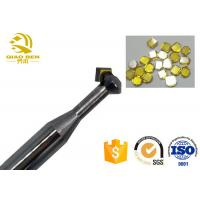Buy cheap D4-D20MM Monocrystalline Diamond Cutting Tools Side / Bottom Edge Cutting from Wholesalers