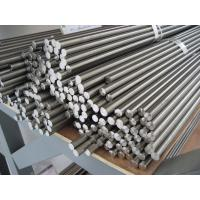 China ISO Certificate Stainless Steel Round Bar Size 10 - 150mm Surface Bright / Black on sale
