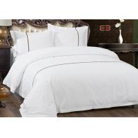 Hotel Textile Products Hotel Bed Linen / Hotel Bedding Sets King Different Color