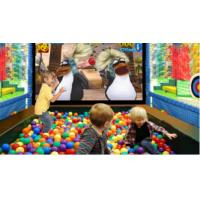 China Interactive Projector Type AR Games For Indoor Playground Amusement factory