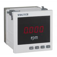 Buy cheap 96*96mm Marine Digital Tachometer One Channel Passive Relay 2 Switch Output from Wholesalers