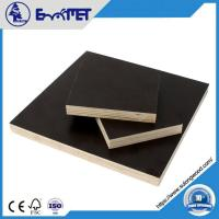 China 18mm x 122mm x 244 mm 13 ply film faced plywood / marine construction plywood on sale
