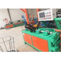Buy cheap Automatically Double Wire Chain Link Fencing Machine Diamond Mesh Weaving Machine from Wholesalers