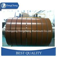 China Professional 3104 3105 Flat Aluminum Strips With Narrow Width 6-1400mm factory