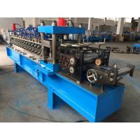China 15 stations Ceiling Roll Forming Machine , C Channel Roll Forming Machine With Servo Motor on sale