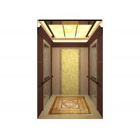 Buy cheap VVVF control Guangri Elevator mini machine room 1.0m/s ~ 2.5m/s Speed from Wholesalers