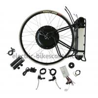 36 Volt Electric Bike Conversion Kits 350 Watt Hub Motor 10.4Ah Lithium Battery