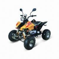 Buy cheap 150cc ATV with Parking Brake and Mechanical Lock, EEC/EPA Approved from Wholesalers