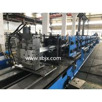 Buy cheap High Speed Hat Roll Forming Machine / Roll Forming Equipment For Solar Stands from Wholesalers