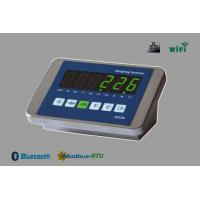 China Waterproof IP67 Electronic Weighing Indicator With Stainless Steel Housing factory
