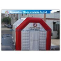 Buy cheap Inflatable Emergency Shelters Airtight Tunnel Tent Equipment Air Inflatable Tent from Wholesalers