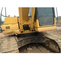 Quality New Paint Second Hand Earth Moving EquipmentKomatsu PC200 7 With 6 Cylinders for sale