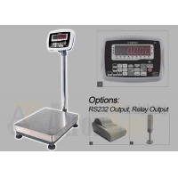 China Multi-Function Electronic Bench Scale,Steel Structure Platform Scale with LED Display factory