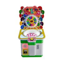 Buy cheap Lollipop Arcade Pusher Candy Gift Vending Machine For Amusement Park / Museum from wholesalers