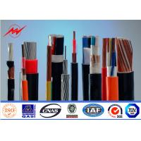 Buy cheap Copper Aluminum Alloy Conductor Electrical Power Cable ISO9001 Cables And Wires from Wholesalers